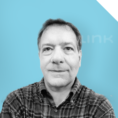 Gilles Kampf - Secretary General of P2link CH.